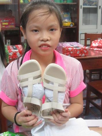 Our Project Shoes 2013. Vung Tau Centre