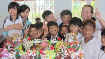 Christmas Party for the Centres