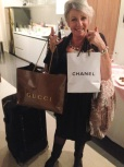 nothing but the best carry bags for all your donated bras. Thank you Belinda from Intimo.