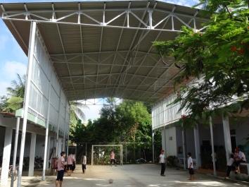 Long Hai' roof. 2014