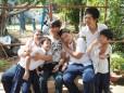 with the mechanics teacher