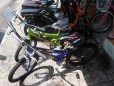 our project bikes